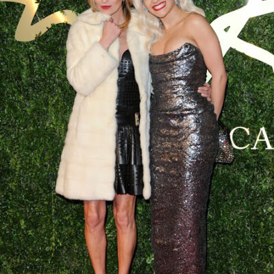 Best Dressed At The British Fashion Awards 2013..!