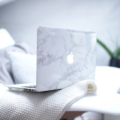 Weekly Want – Marble MacBook Cover