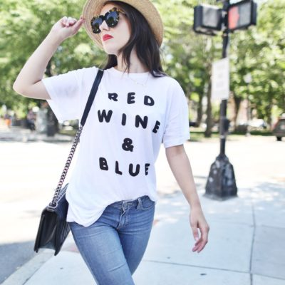 Red, Wine & Blue – What To Wear This 4th Of July
