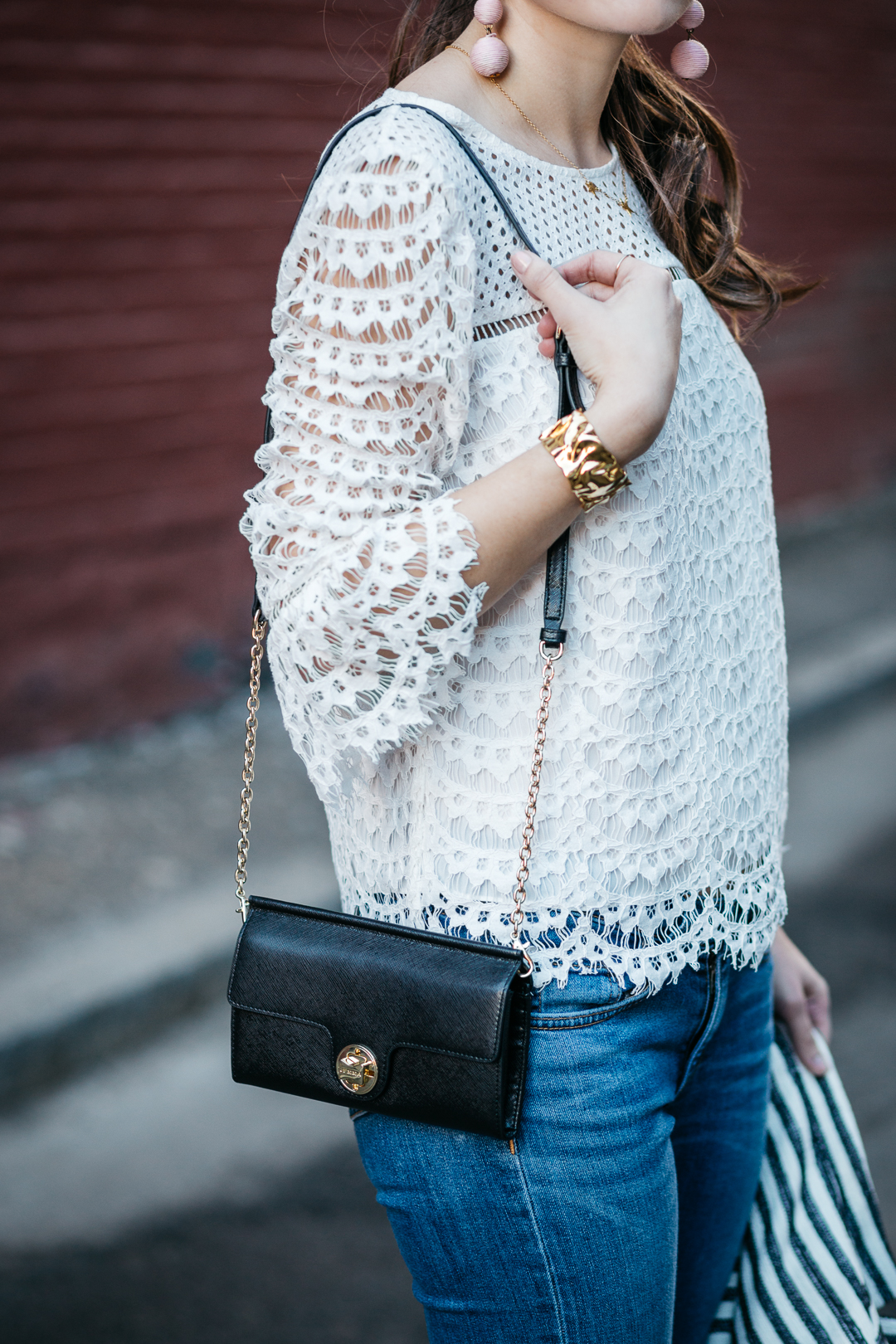 The Maggie Crossbody From JEMMA Bags