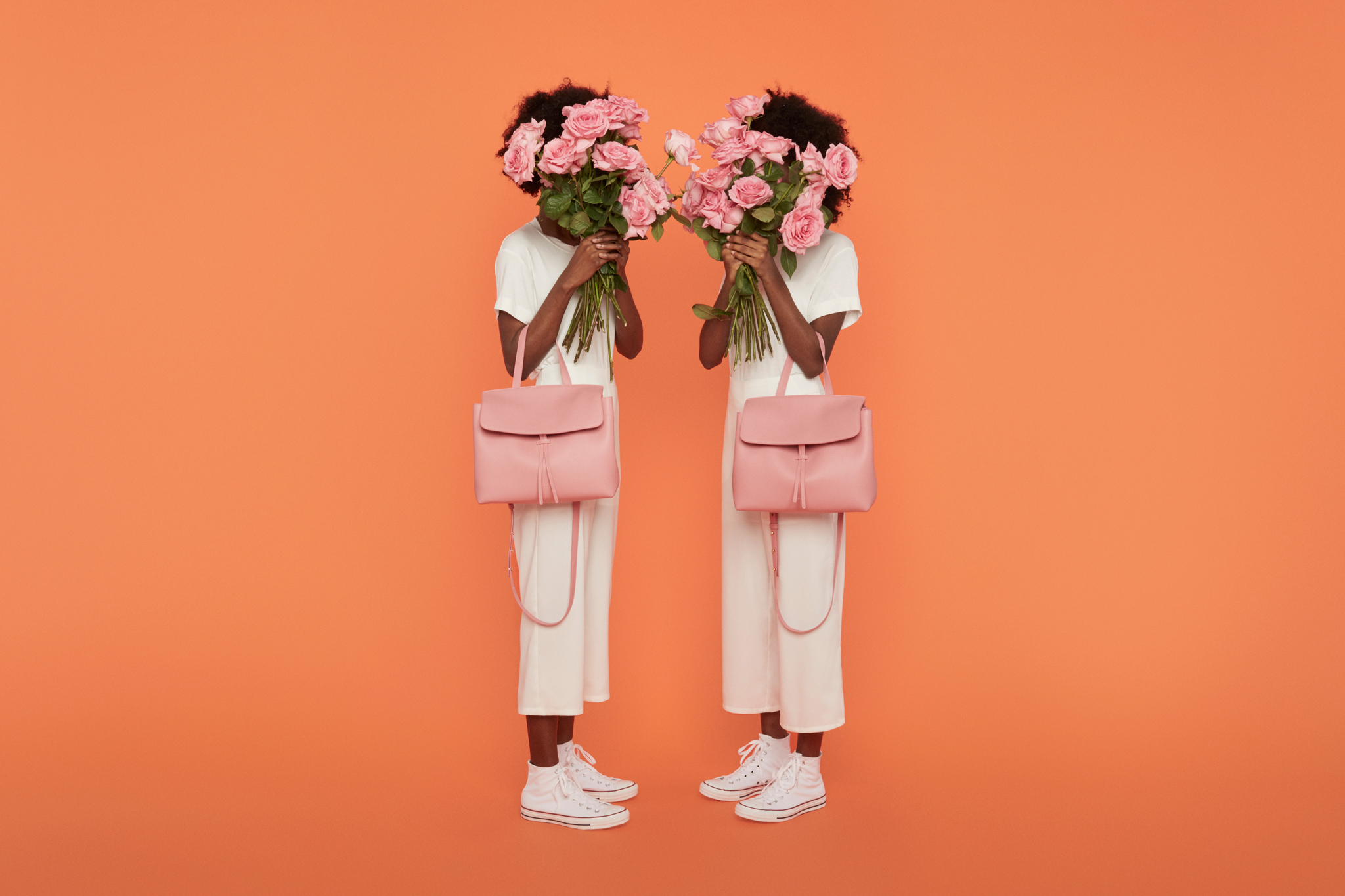 The perfect pink bag from Mansur Gavriel
