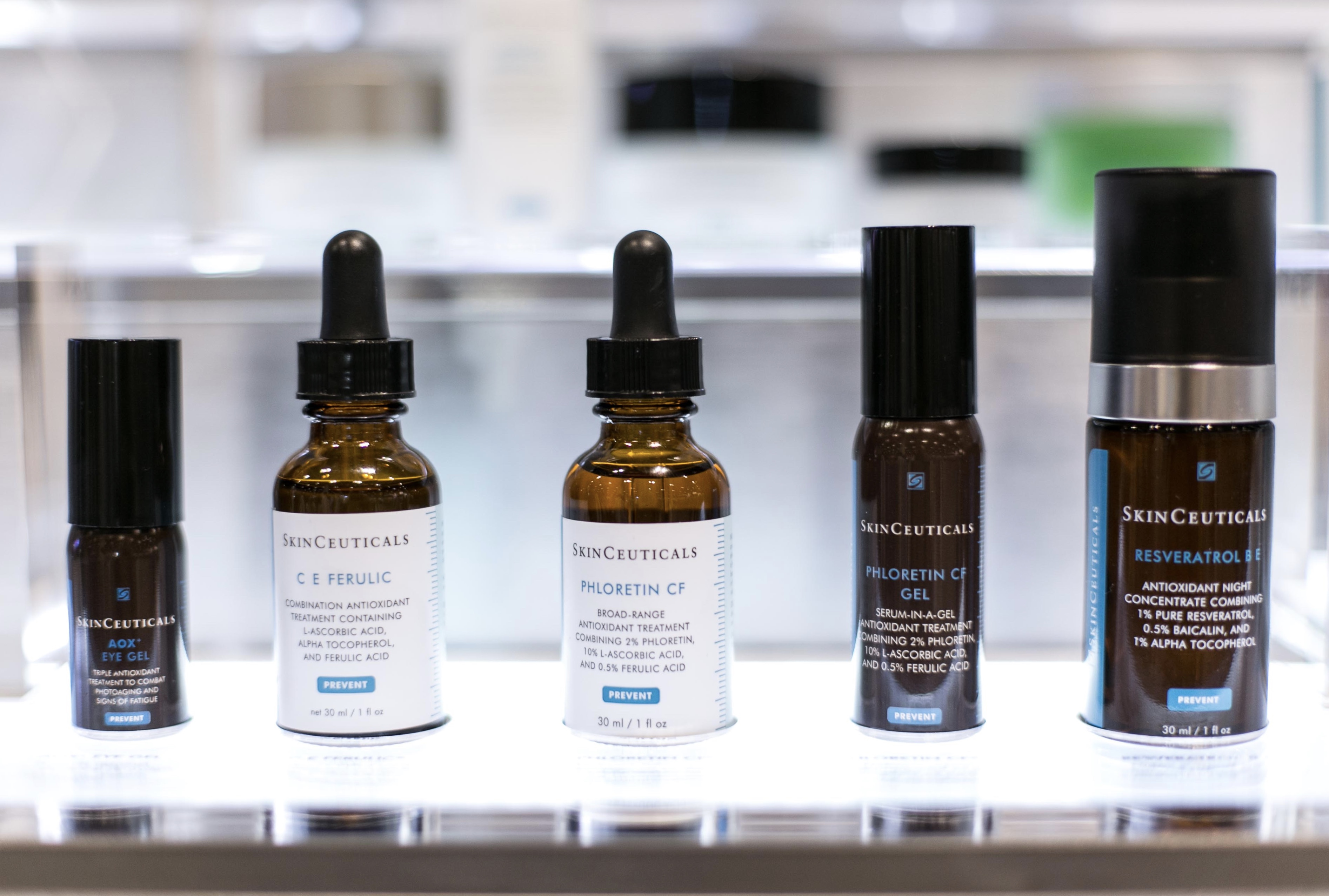 Skin Ceuticals at AAD Conference