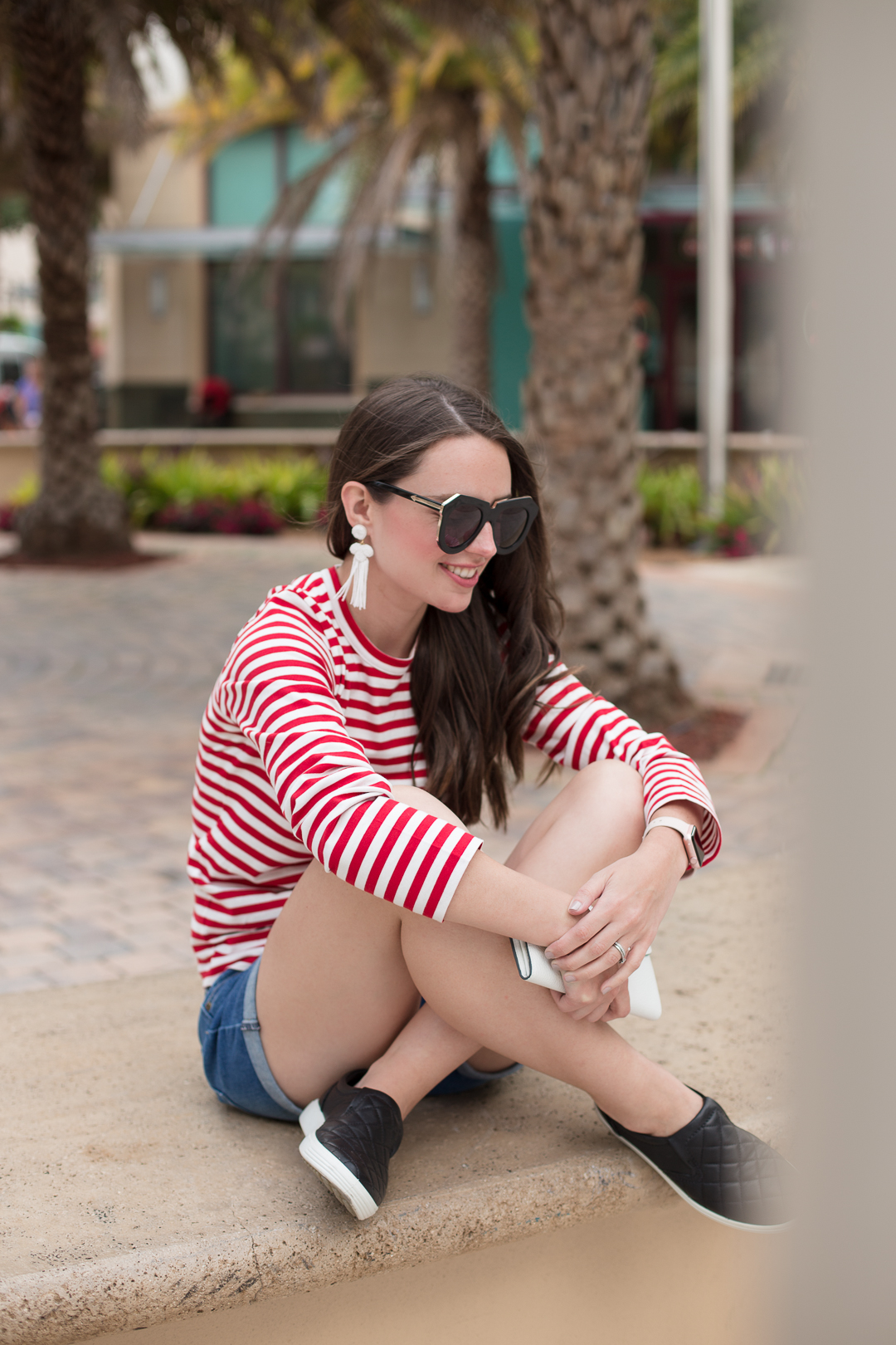 Soaking up the Palm Beach sun with ECCO