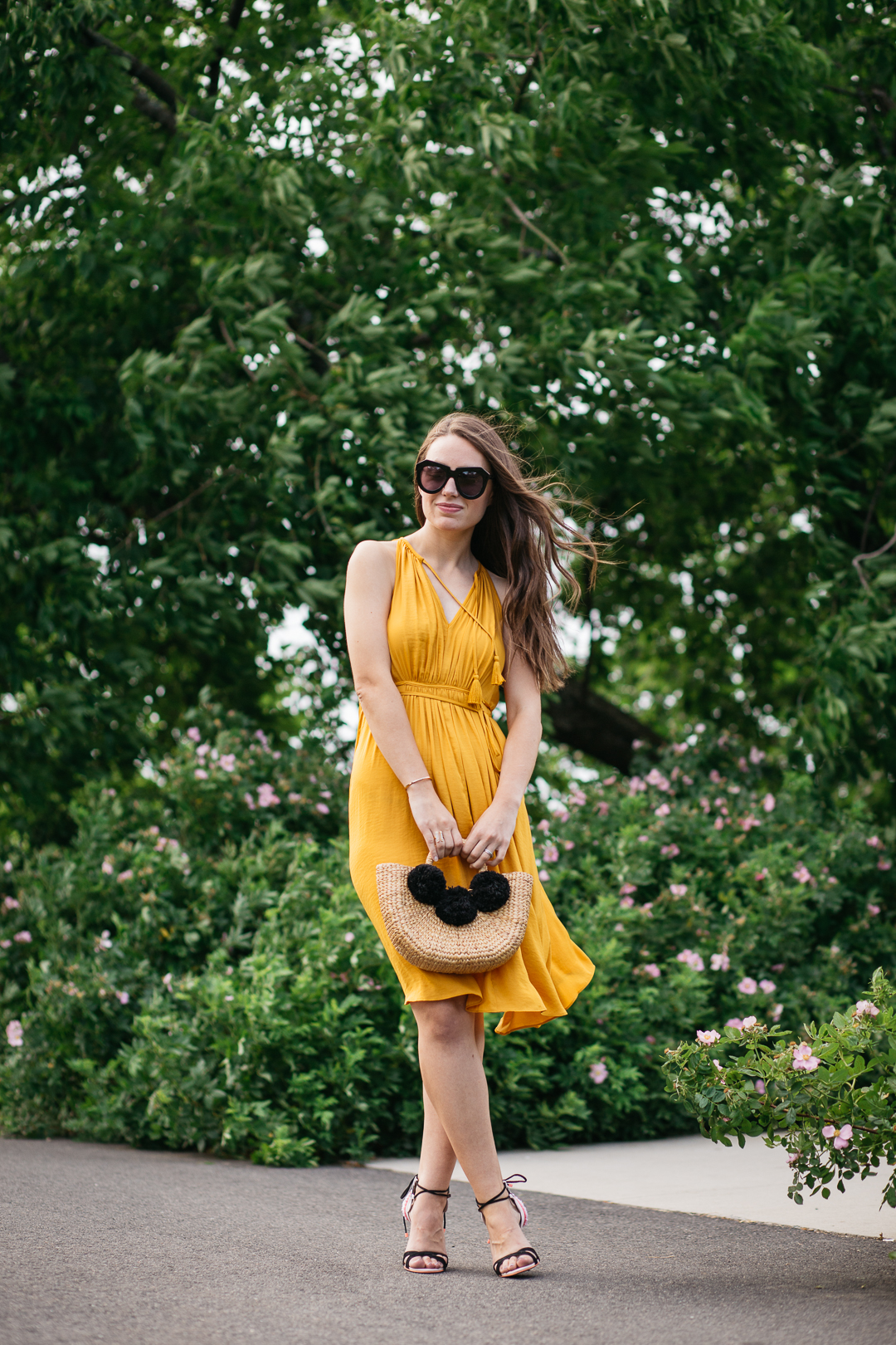 Styling a bright and bold look with LOFT