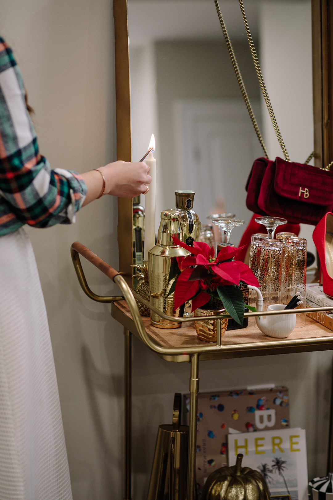 Decorating with Marshall's this Christmas