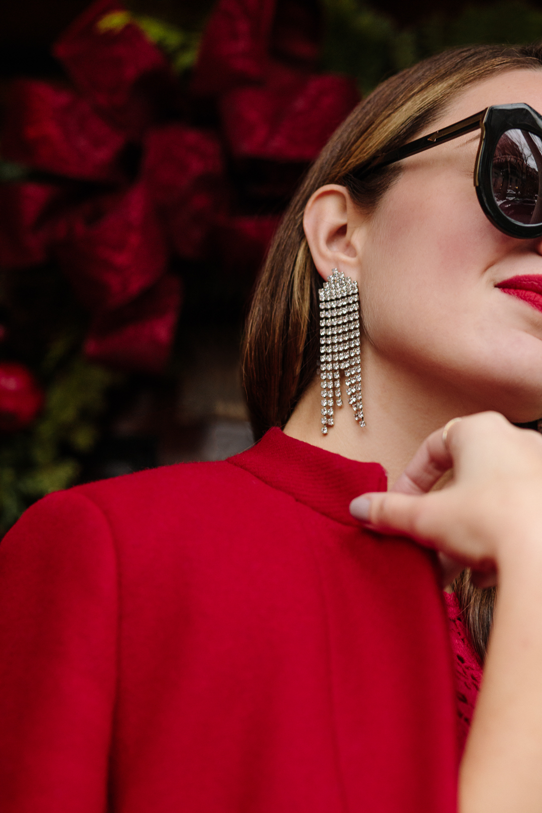 statement earrings from Neiman Marcus
