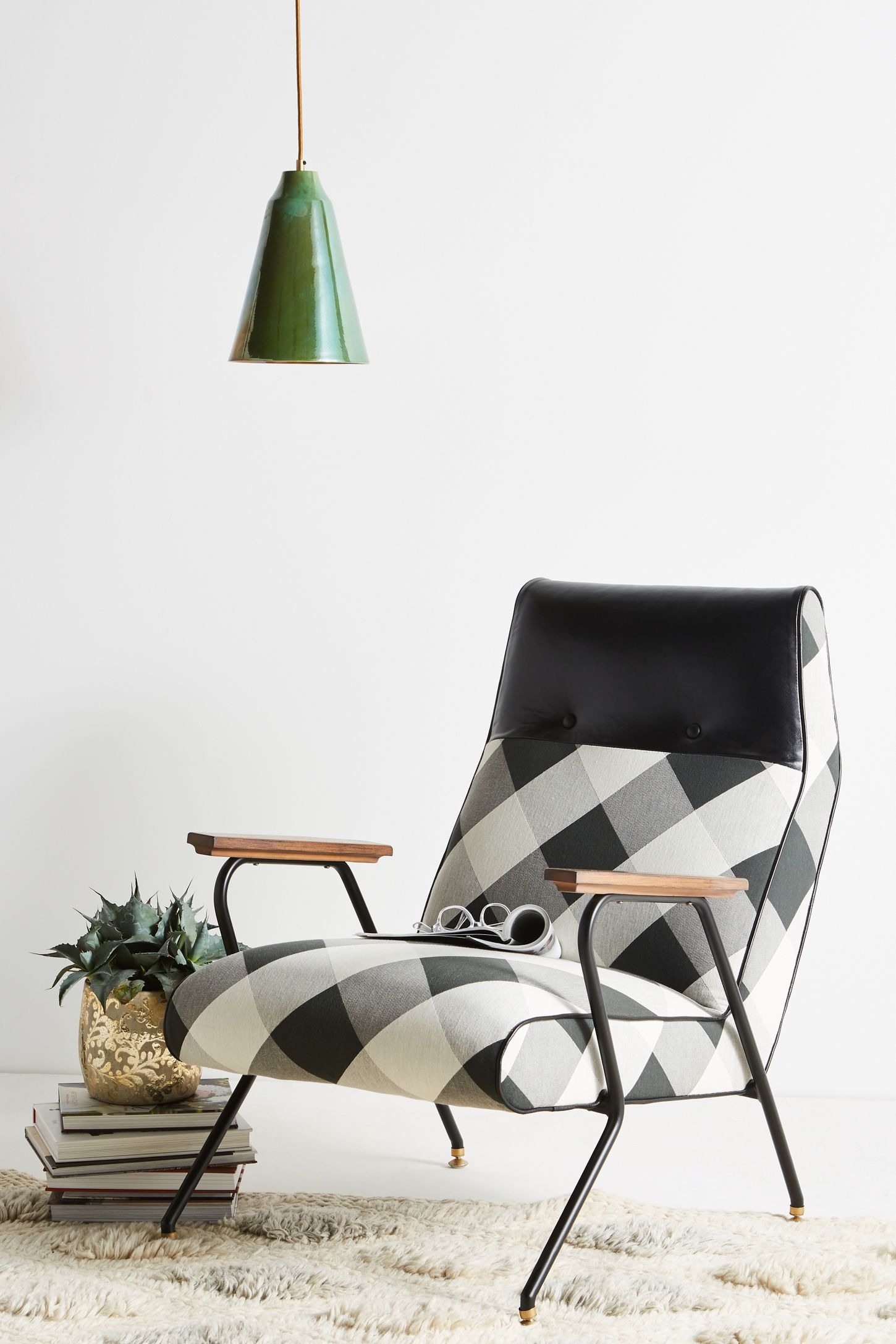Anthropologie accent chair