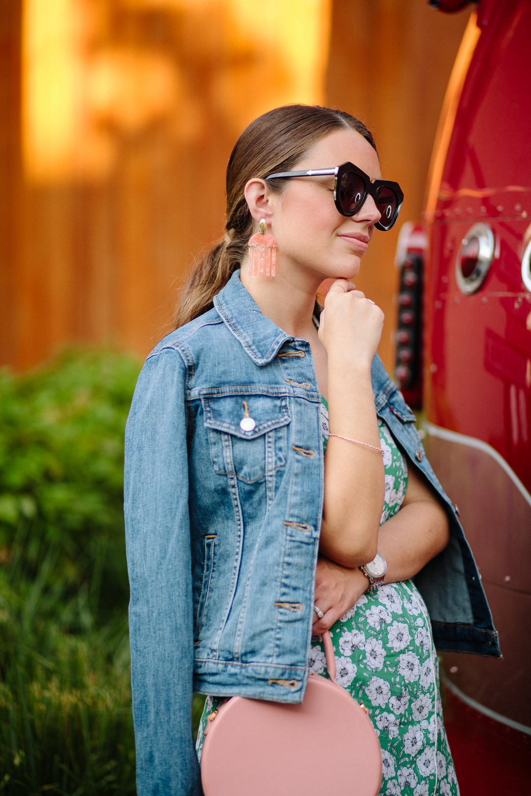Shopping For And Styling The Perfect Denim Jacket