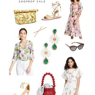 Shopbop's HUGE Sitewide Sale Is Here