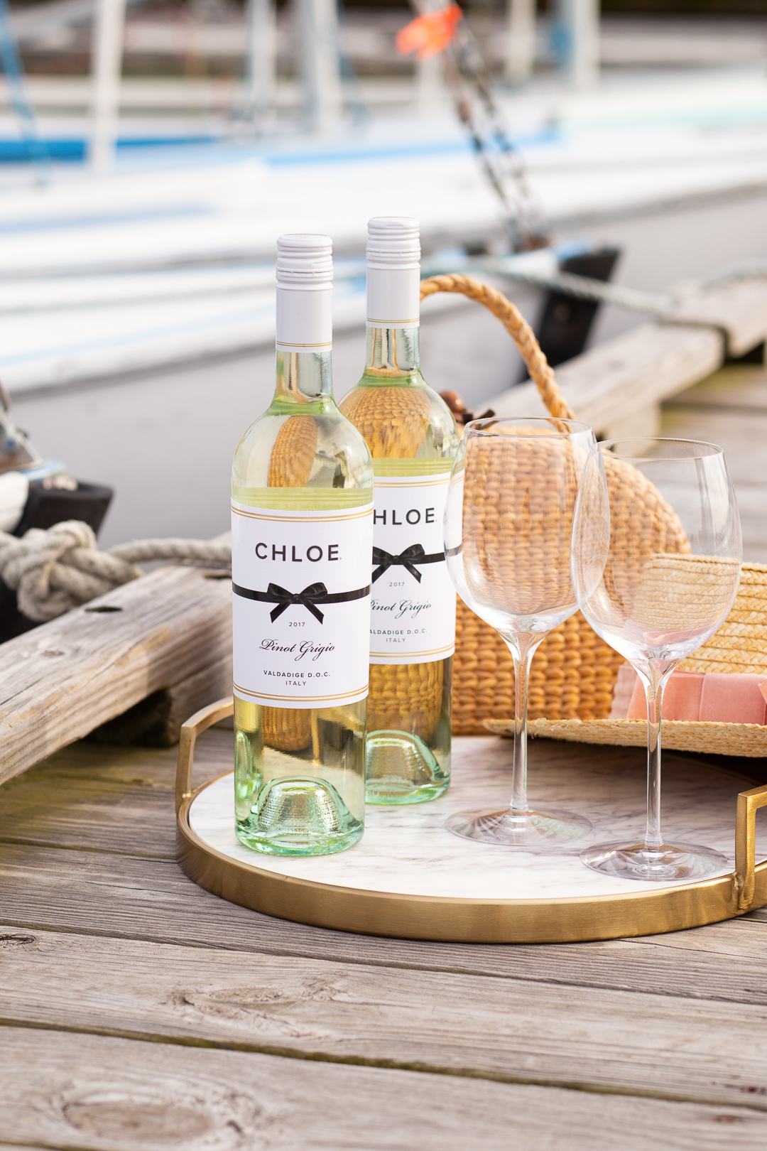 Pinot Grigio From Chloe Wine Collection
