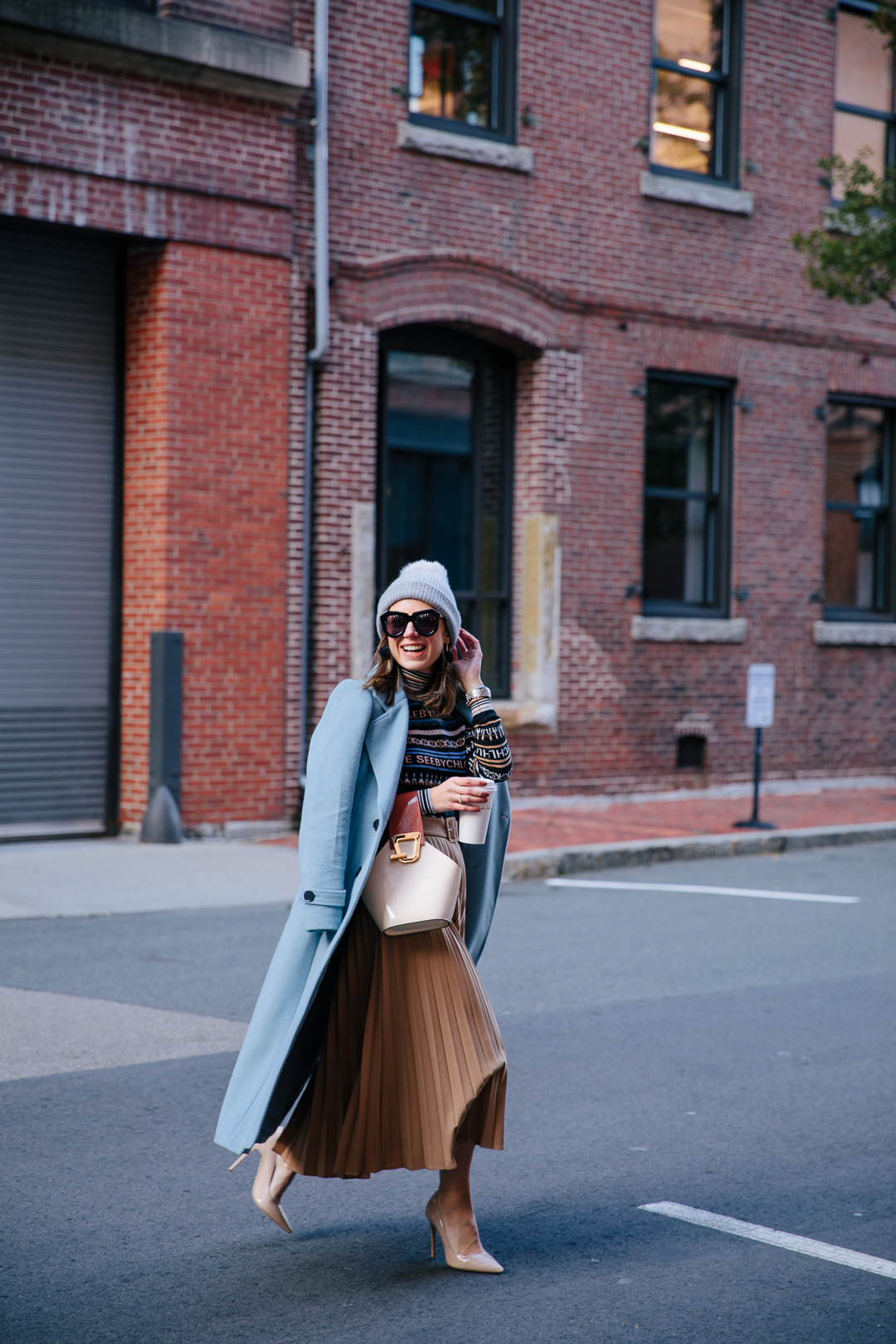 Holiday Style NAILED With Rent The Runway
