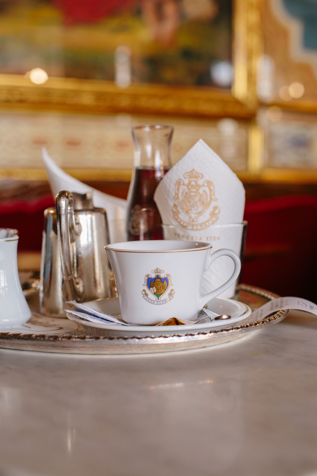 Caffe Florian In Venice Is The World's Oldest Coffee Shop