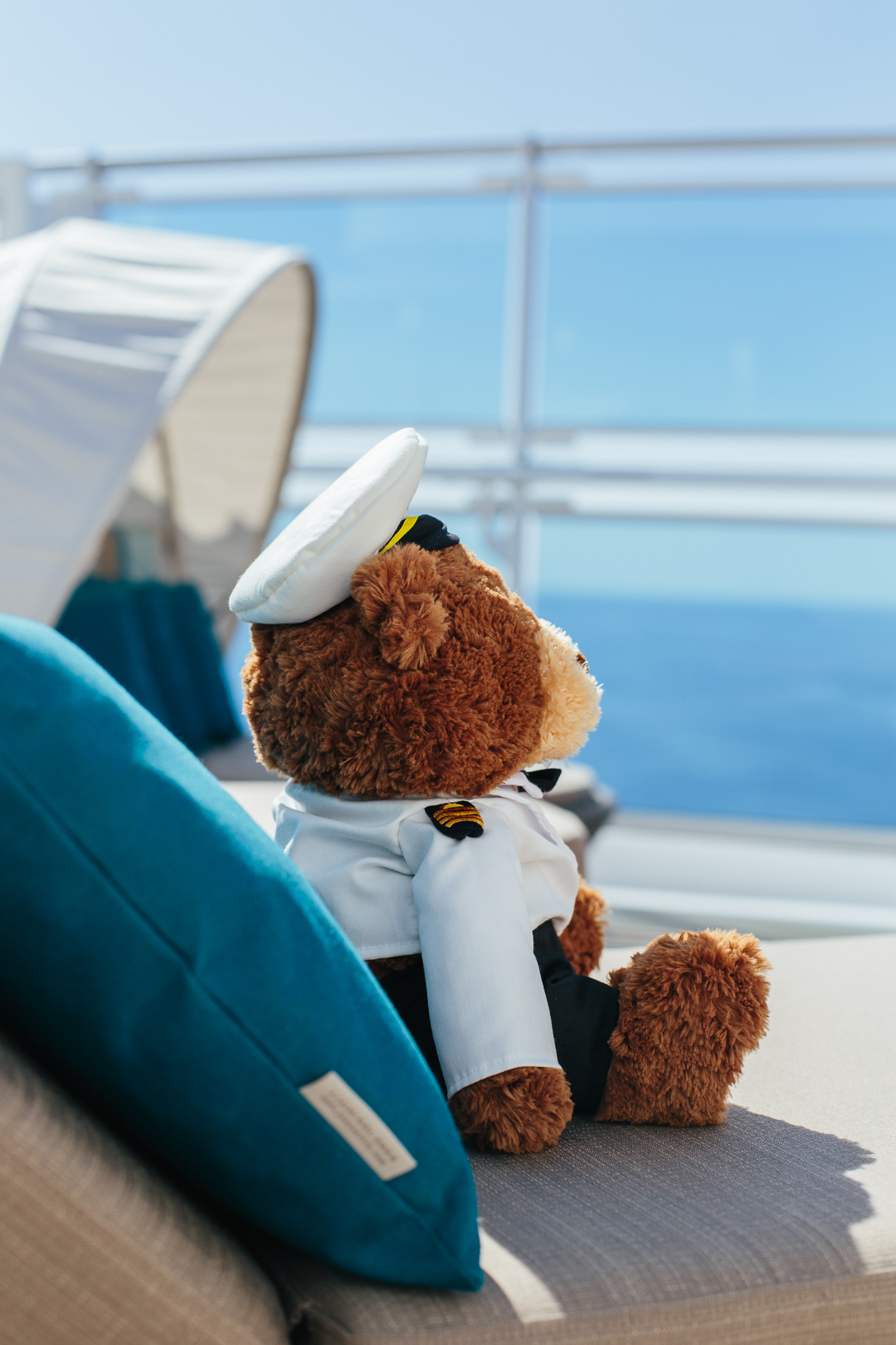 Sky Suites Offer The Largest Balconies At Sea