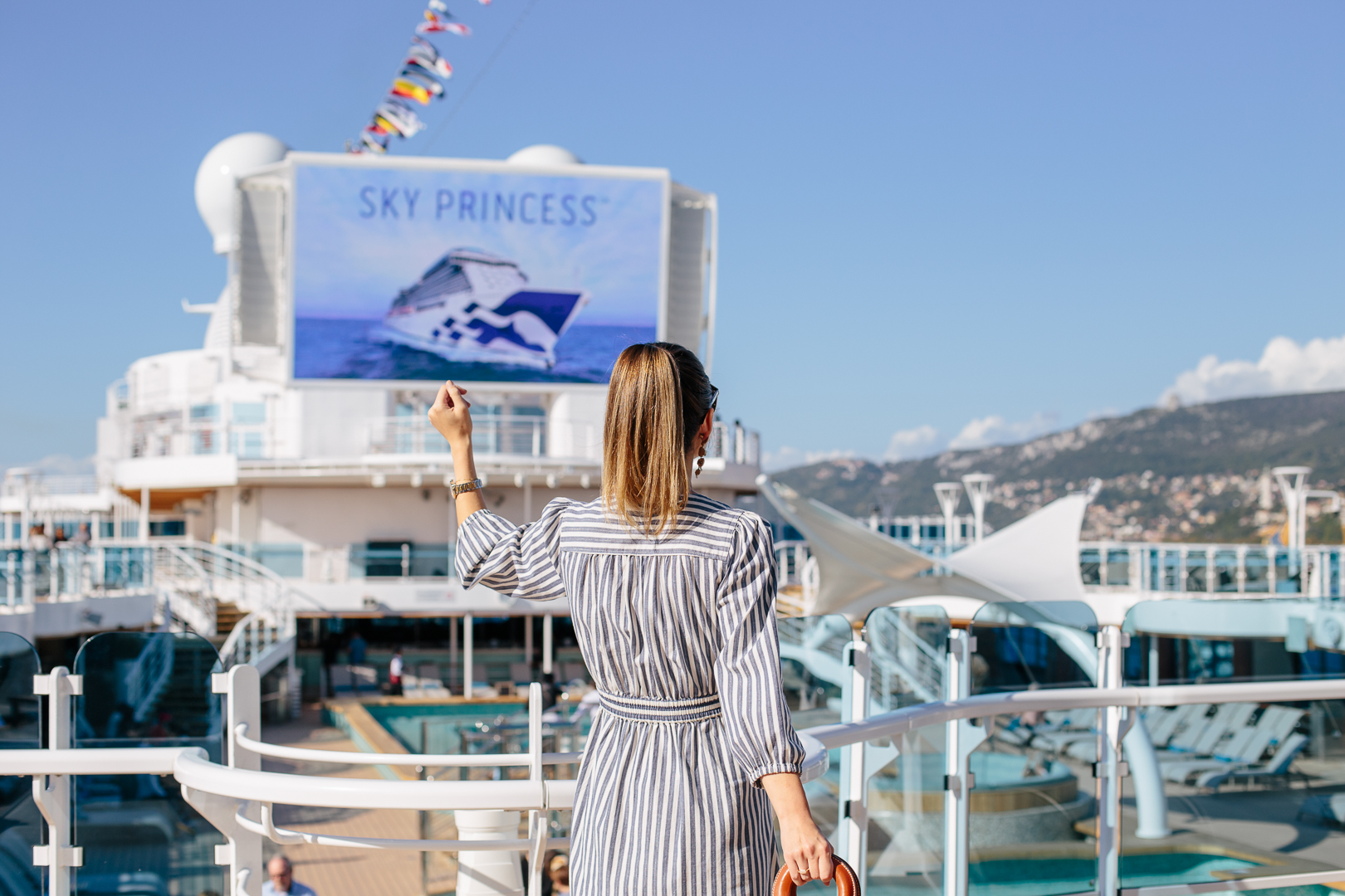 Contemporary and Chic, You'll Love The New Sky Princess